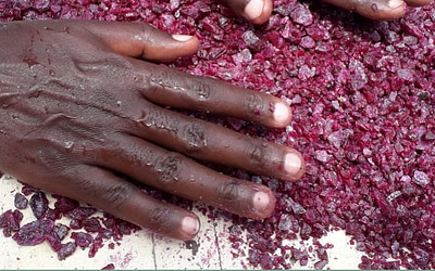 Ethically sourced gemstones- Moyo Gems