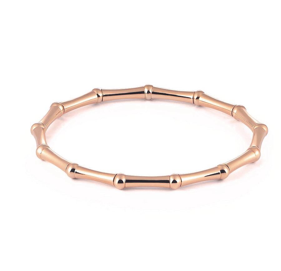 Gold Stretch Bracelet