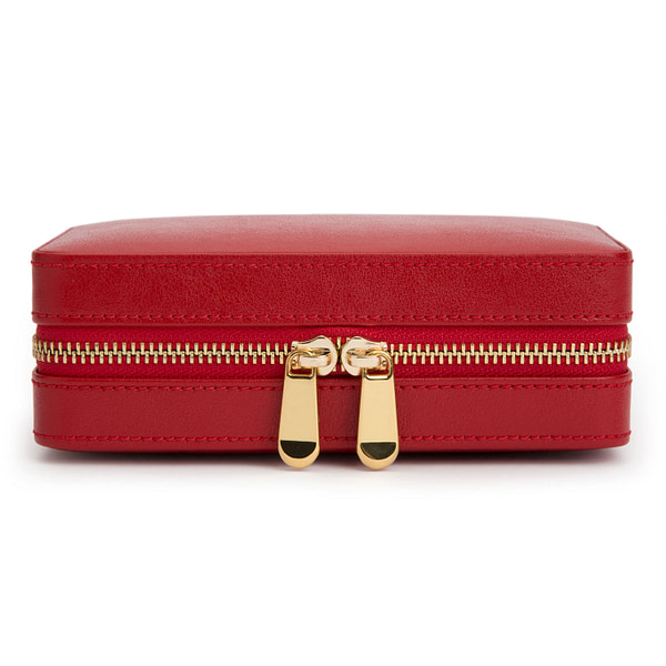 zipped jewellery case