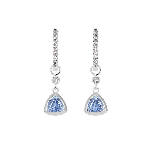 interchangeable earring drops